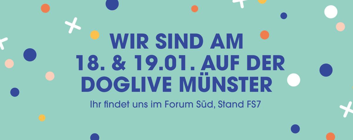 Teaserbild Doglive Münster Messe