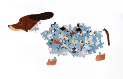 Hunde Puzzle