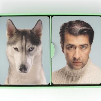 """Memospel """"Lijk jij op je hond?"""""""