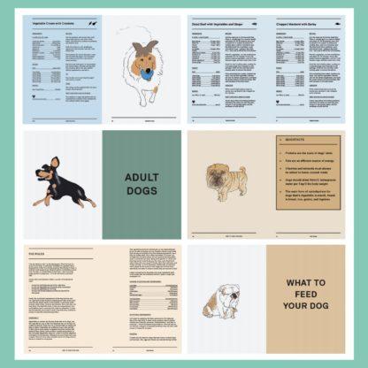 Feed Me Book Ricette Cibo per cani