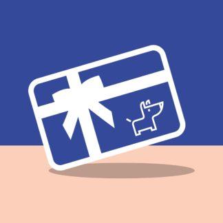 Produktbild Geschenkgutschein für Hundeliebhaber