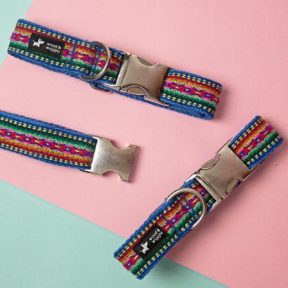 Hundehalsband Peru in M