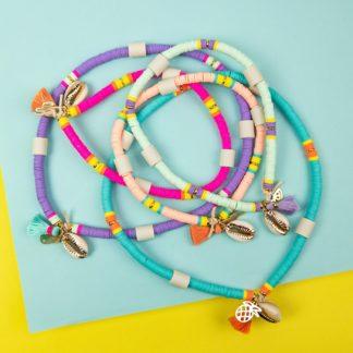 Katsuki hondenhalsbanden tegen teken in verschillende kleuren