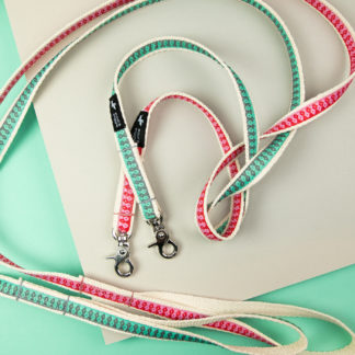 "Dog leash design ""Edinburgh"""