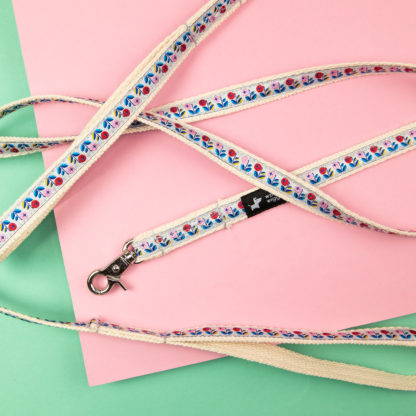 "Dog leash design ""Rotterdam"""