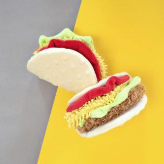 Hundespielzeug Taco