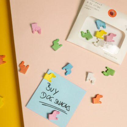 Dog Mini Paper Clips