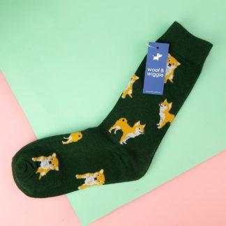 Shiba Socken