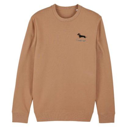 woof & wiggle Dackel Stick Sweater