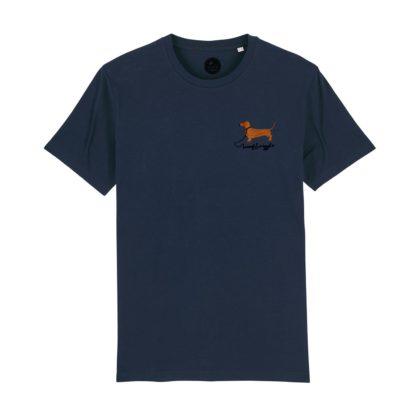 woof & wiebel Teckel Stick T-Shirt