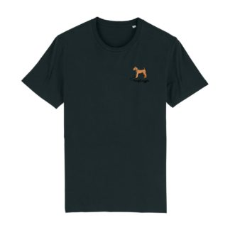 T-shirt Irish Terrier