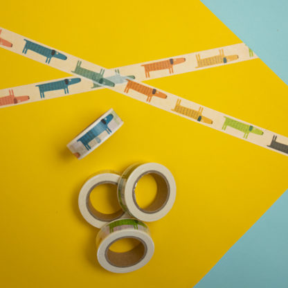 Dackel Washi Tape