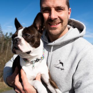 boston terrier hoodie