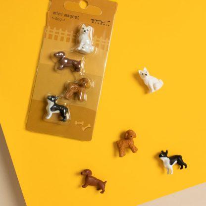 Dog Mini Magnets