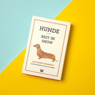 """Hunde-Quartett Spiel """"Hunde - Best in Show Hunde-Quartett"""""""