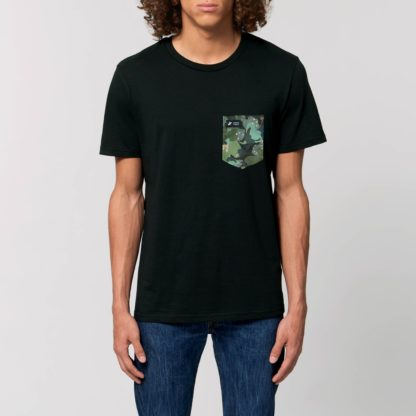 "T-Shirt ""Camouflage"""